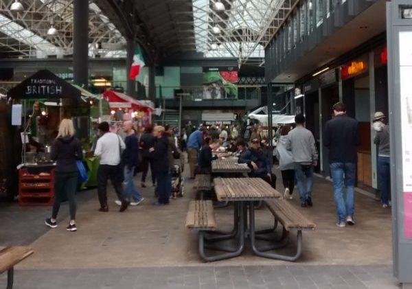 Spitalfields: Providing Answers and Inspiration
