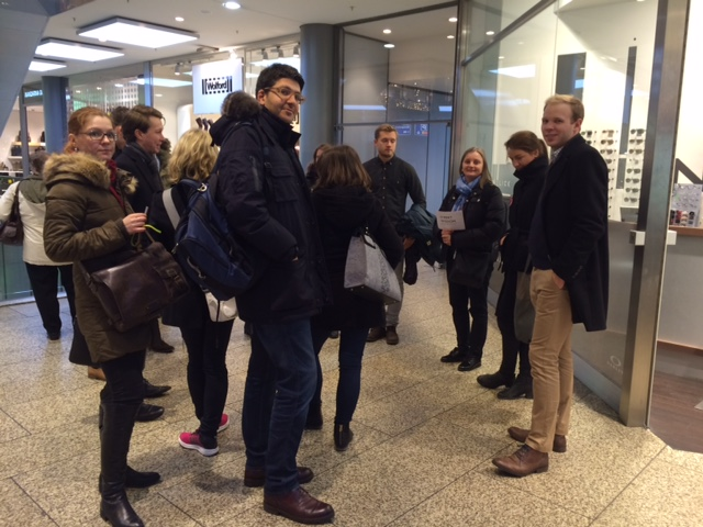 Berlin: Street Wisdom – an inspirational training tool