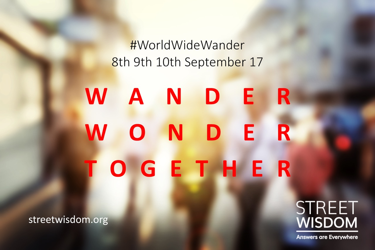 Join our World Wide Wander September 8, 9 & 10